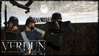 VERDUN IN ROBLOX! | My New Game!