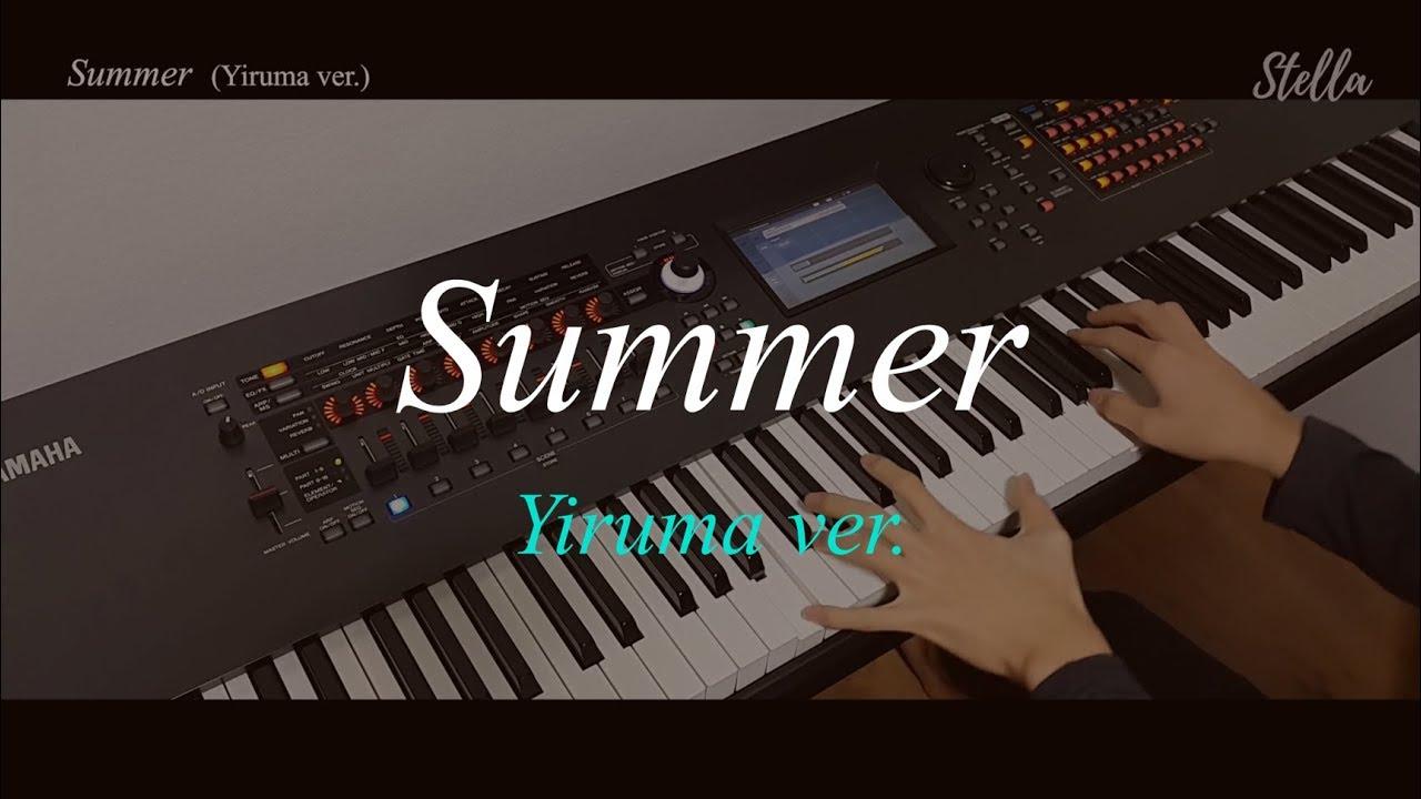 기쿠지로의 여름OST - Summer(썸머)Yiruma ver.이루마버전 #1