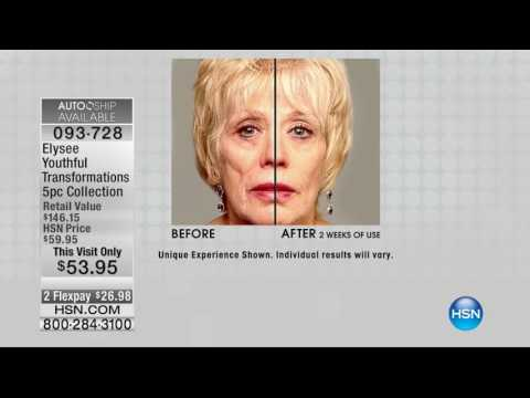 HSN | HSN Today: Elysee Scientific Cosmetics 08.26.2016 - 08 AM