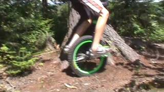 Exit Calypsan (Unicycling)