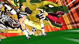Captain Tsubasa (Holly e Benji) android game ita #1 😍 - modalità serie gameplay