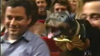 Late Night 'Triumph The Insult Comic Dog (Makes it up) 12/20/2001