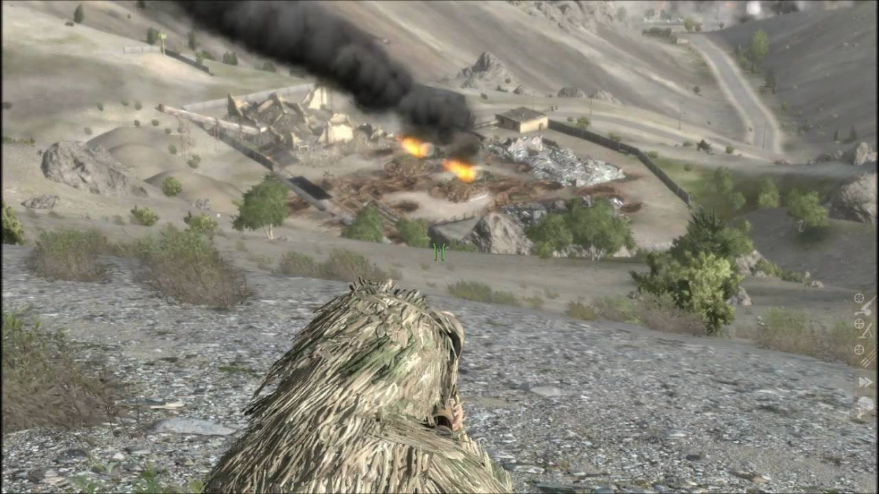 arma 3 how to make a hostage rescue mission