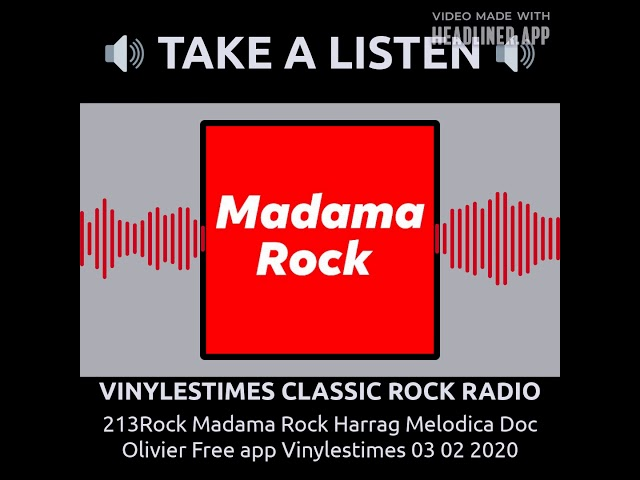 February 04   VINYLESTIMES CLASSIC ROCK RADIO   60s   Take a Listen 1 1 Made by Headliner