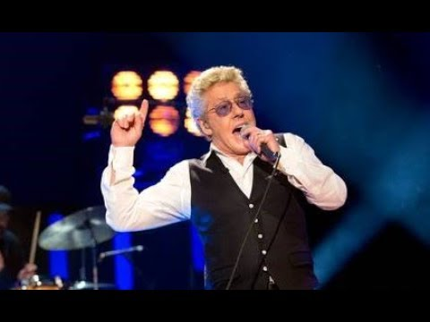 Roger Daltrey ~As Long As I Have You ~ live 2018