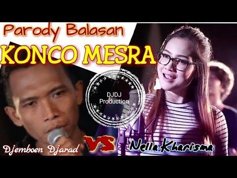 Konco Mesra - Nella Kharisma (Parody Lagu Balasan)