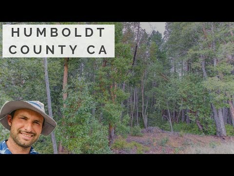 Cheapest Acreage in Humboldt County CA