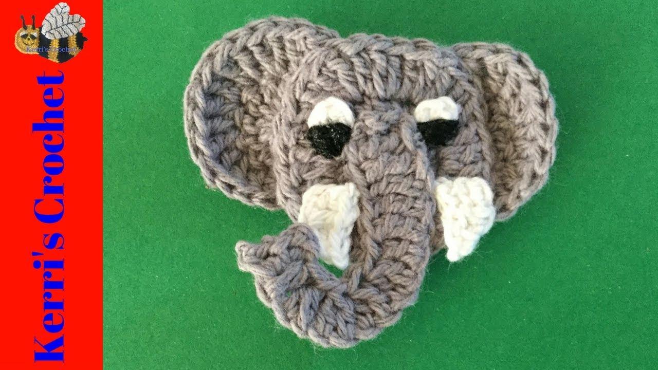 Amigurumi Soft Elephant Pattern | 720x1280