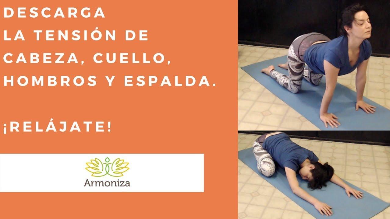 Secuencia de yoga para relajar mente c91083045cd2