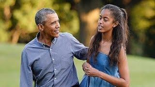 Дочь Обамы назвали иконой стиля