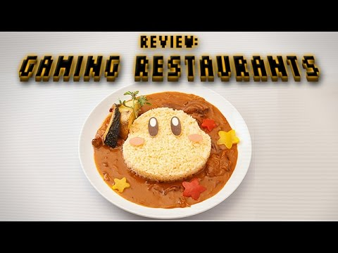 Review: Japanese Gaming Restaurants