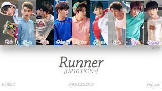 Video [HAN|ROM|ENG] UP10TION (업텐션) - Runner (시작해) (Color Coded Lyrics) download MP3, 3GP, MP4, WEBM, AVI, FLV Januari 2018