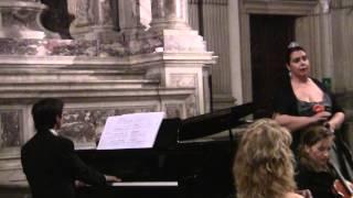 """G.Verdi da """" Il corsaro """" : Egli non riede ancora ...... non so le tetre immagini .MTS"""
