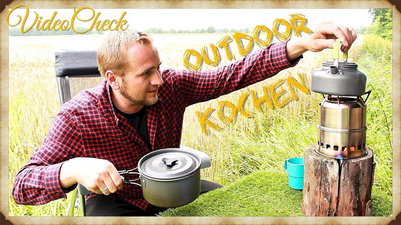 Outdoor Küchen Test : Outdoor kÜche kochgeschirr im test review kochen auf dem