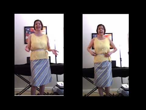 Model Gail Chord Schuler As Graceful Lady Kibbes Soft Classic