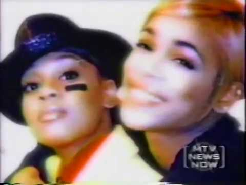 The Life of Left Eye - TV News Special 2002