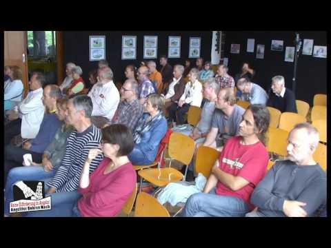 Anti-Fracking Vortrag Angeliter Umweltfest 2016