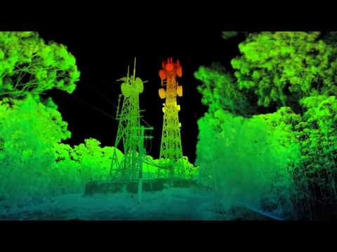 Emesent autonomous tower mapping drone