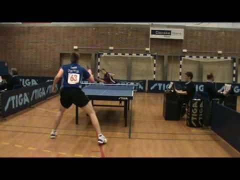 100508 DM2010 Mads Larsen - Michael Jørgensen