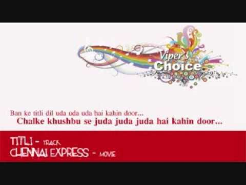 Titli - Chennai Express