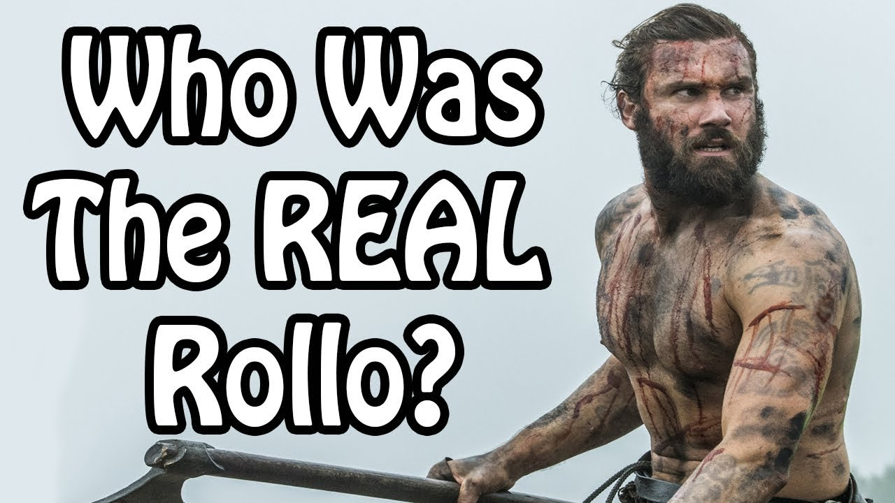 Who Was The REAL Rollo? (Viking History Explained)