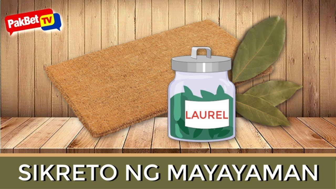 Pag Lagay ng LAUREL sa Doormat – PROTEKSYON at SWERTE ang Dulot