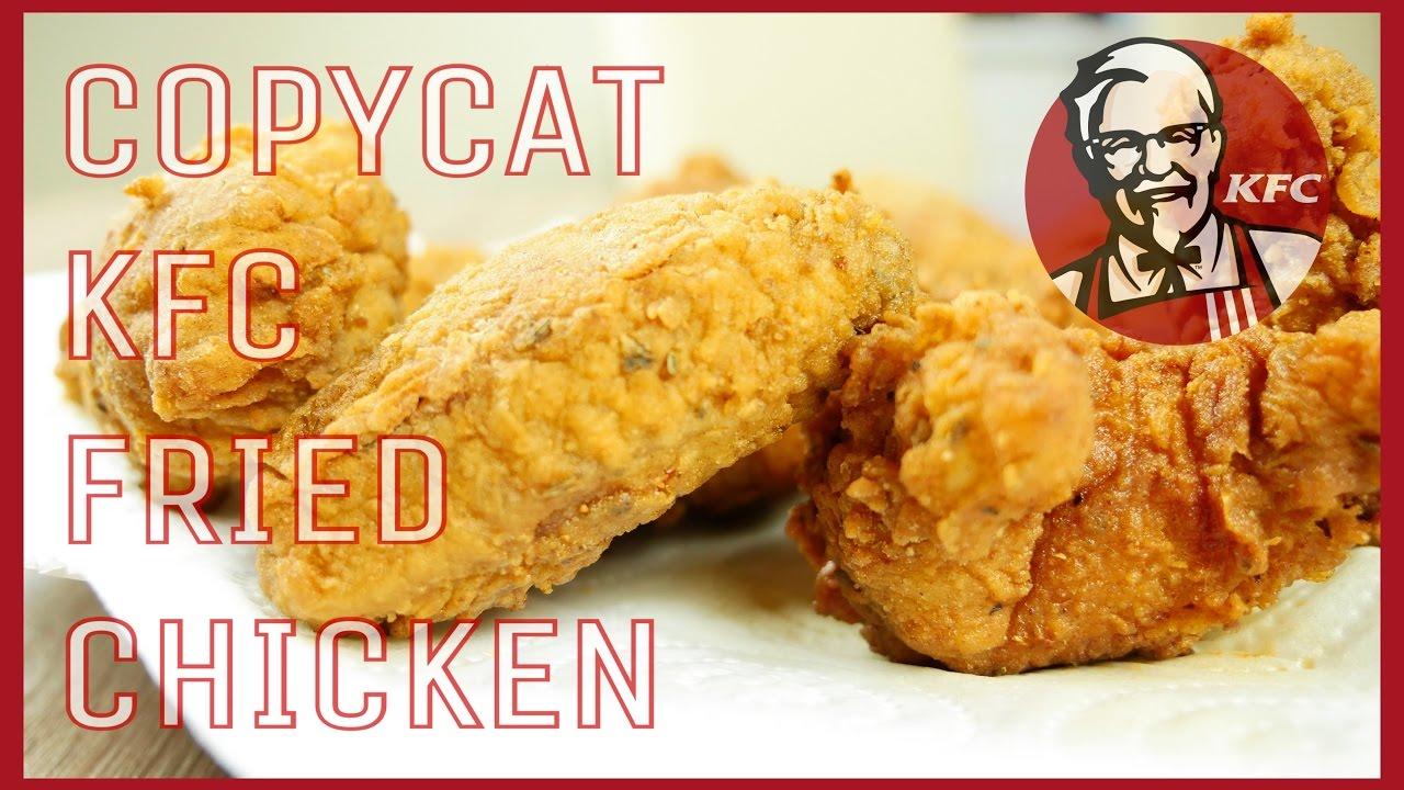April fools' copycat KFC original chicken wings recipe ...