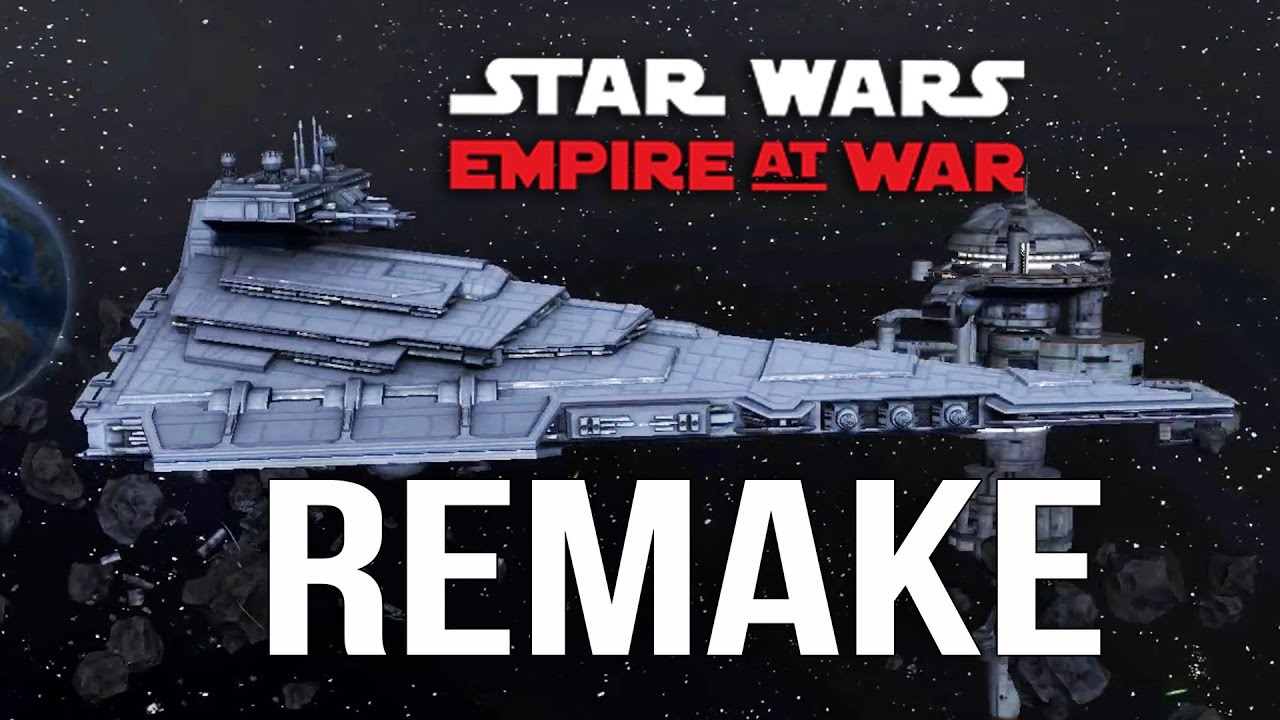 What is    Empire at War Remake