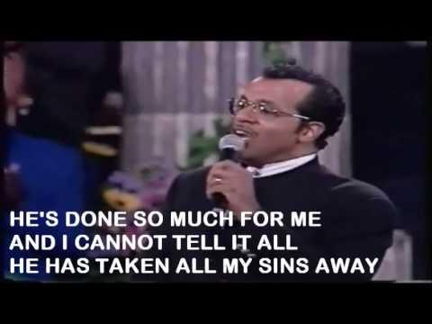 Jesus I'll Never Forget w lyrics
