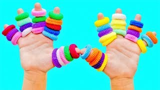 20 LIFE HACKS AND CRAFTS FOR TODDLERS