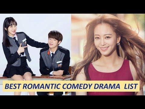 MY BEST KOREAN DRAMA SERIES - GENRE : ROMANTIC COMEDY DRAMA ( TOP 40 LIST ) PART - 2