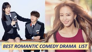 Video MY BEST KOREAN DRAMA SERIES - GENRE : ROMANTIC COMEDY DRAMA ( TOP 40 LIST ) PART - 2 download MP3, 3GP, MP4, WEBM, AVI, FLV April 2018