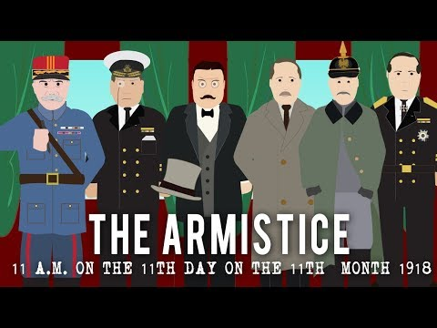 The Armistice (11:00AM / 11th day / 11th month / 1918 )