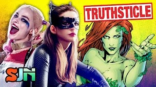 Anne Hathaway Thought She Was Playing Harley Quinn !?! (Colossal Truthsticle)