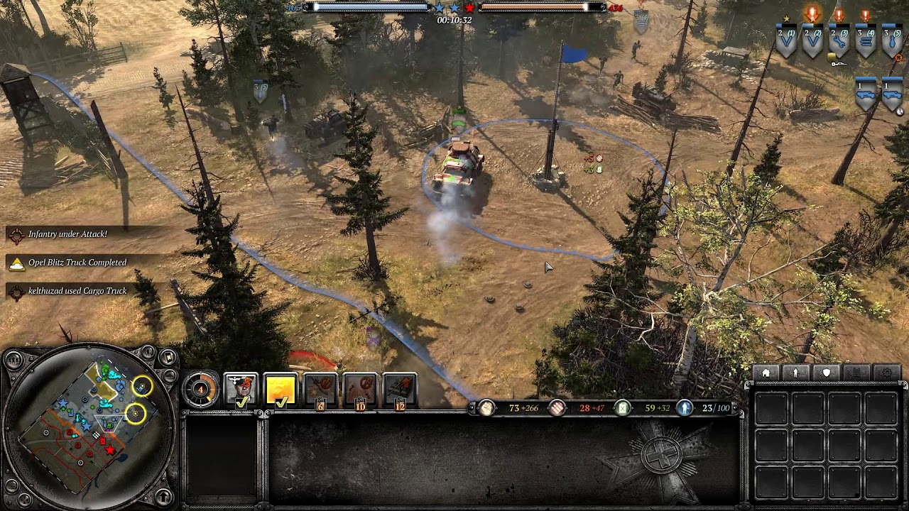 Company Of Heroes 2 2020 07 01 21 53 06 03 Youtube