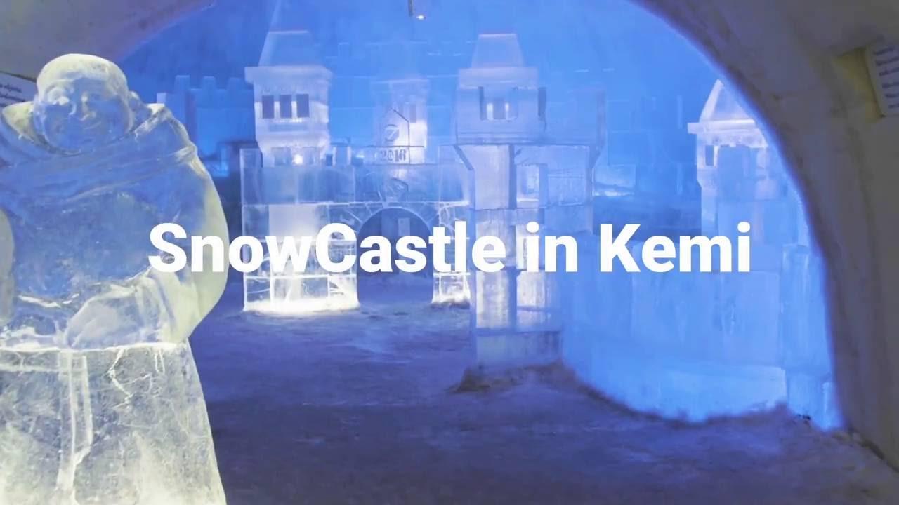 Kemi SnowCastle 2016 - YouTube