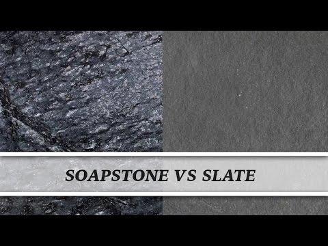 Soapstone vs Slate   Countertop Comparison