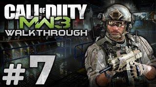 Прохождение Call of Duty: Modern Warfare 3 — Миссия №7: ВАЖНАЯ ПЕРСОНА