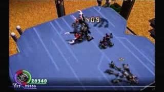 Digimon World 4 Blackwargreymon