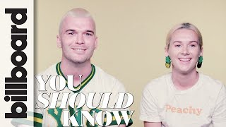 7 Things About Broods You Should Know! | Billboard