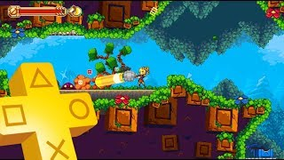 Iconoclasts PS Plus Free Game From December 2018 - January 2019 #psplus