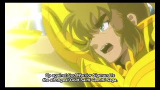 Saint Seiya: Soul of Gold episode 9 english sub Preview [HD]