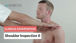 Palpation of the Shoulder Region - Part 2 - Clinical Examination