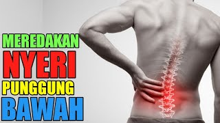 Senam Punggung LBP Low Back Pain, DR. dr. Cempaka Thursina Sp.S (K).