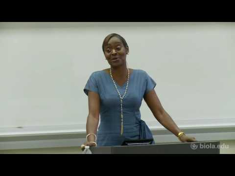 Scharrell Jackson: Authentic Leadership in a Secular World [Distinguished Speaker Series]