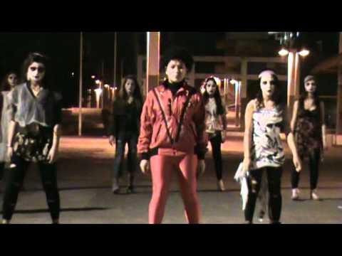 Michael Jackson - Thriller Video Clip (15 Años - Gachi) Fifteen years