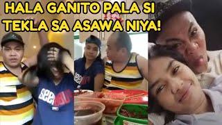 VIRAL VIDEO NG TOTOONG TRATO NI SUPER TEKLA KAY MICHELLE | GANITO PALA SI TEKLA SA ASAWA NIYA!