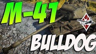 War Thunder M-41 Walker BULLDOG! Sabot SHOT!