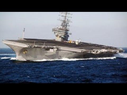 Инженерные идеи: Авианосец Илластриас   HMS Illustrious. National Geographic. Наука и обра