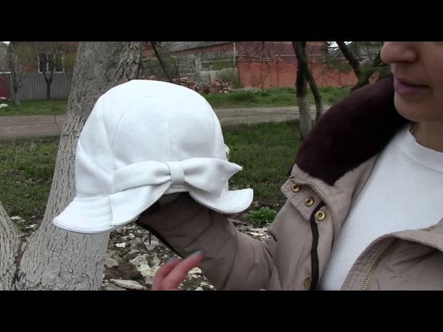 Шляпа, Настюша Белая